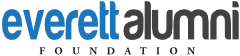 Everett Alumni Foundation Logo